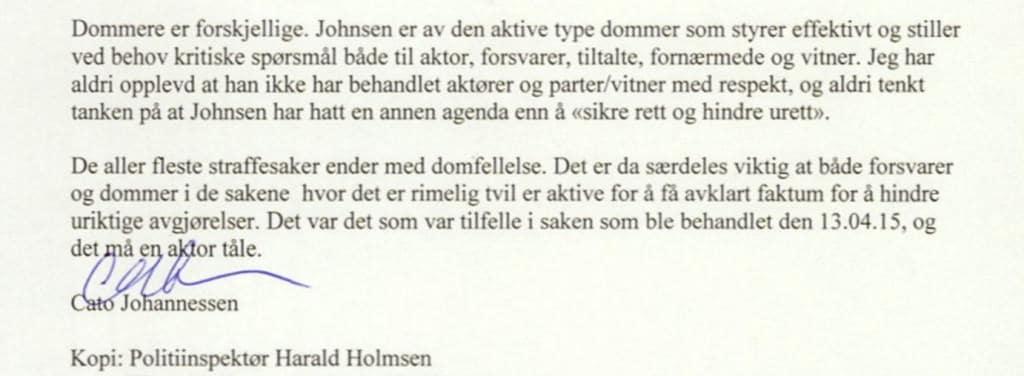 Cato Johannessen