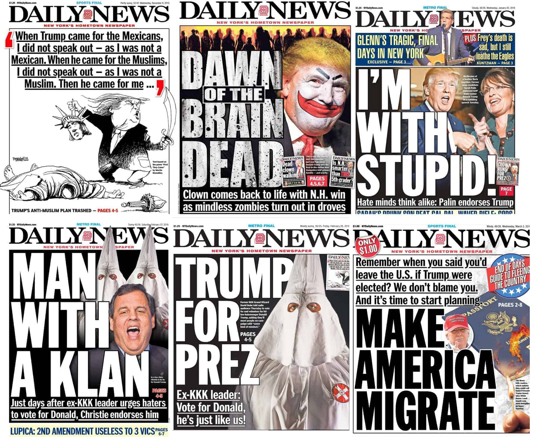 Trump Daily News