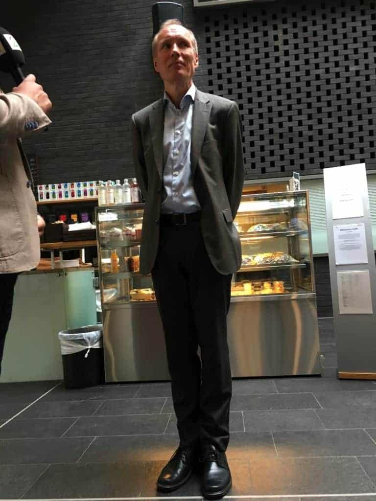 UDI-direktør Frode Forfang. (Foto: Harald S. Klungtveit)