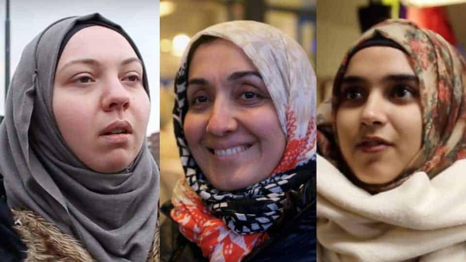 d999ebd3 90 prosent av norske muslimer mener kvinner skal bestemme bruk av hijab selv