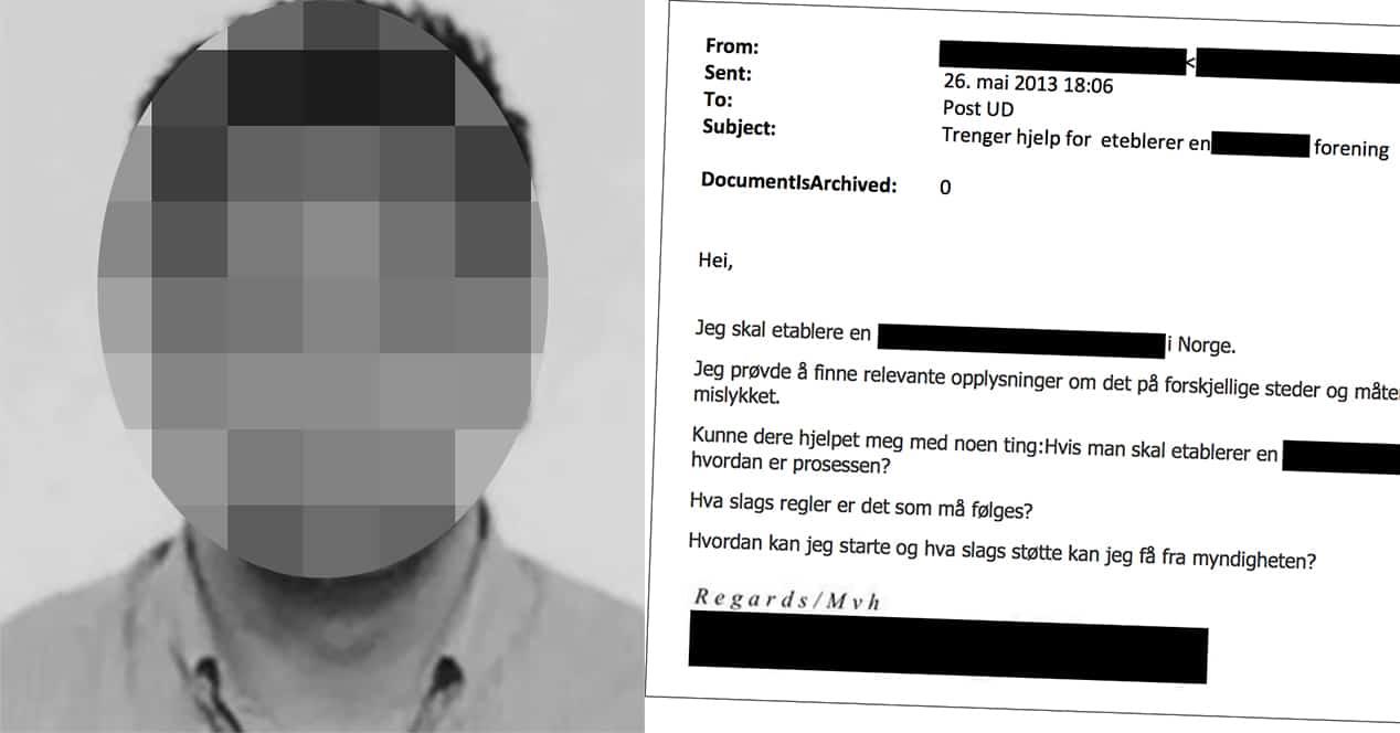800477147 Ba om hjelp fra norsk UD i 2013 – nå knyttes han til drapsplaner som ...