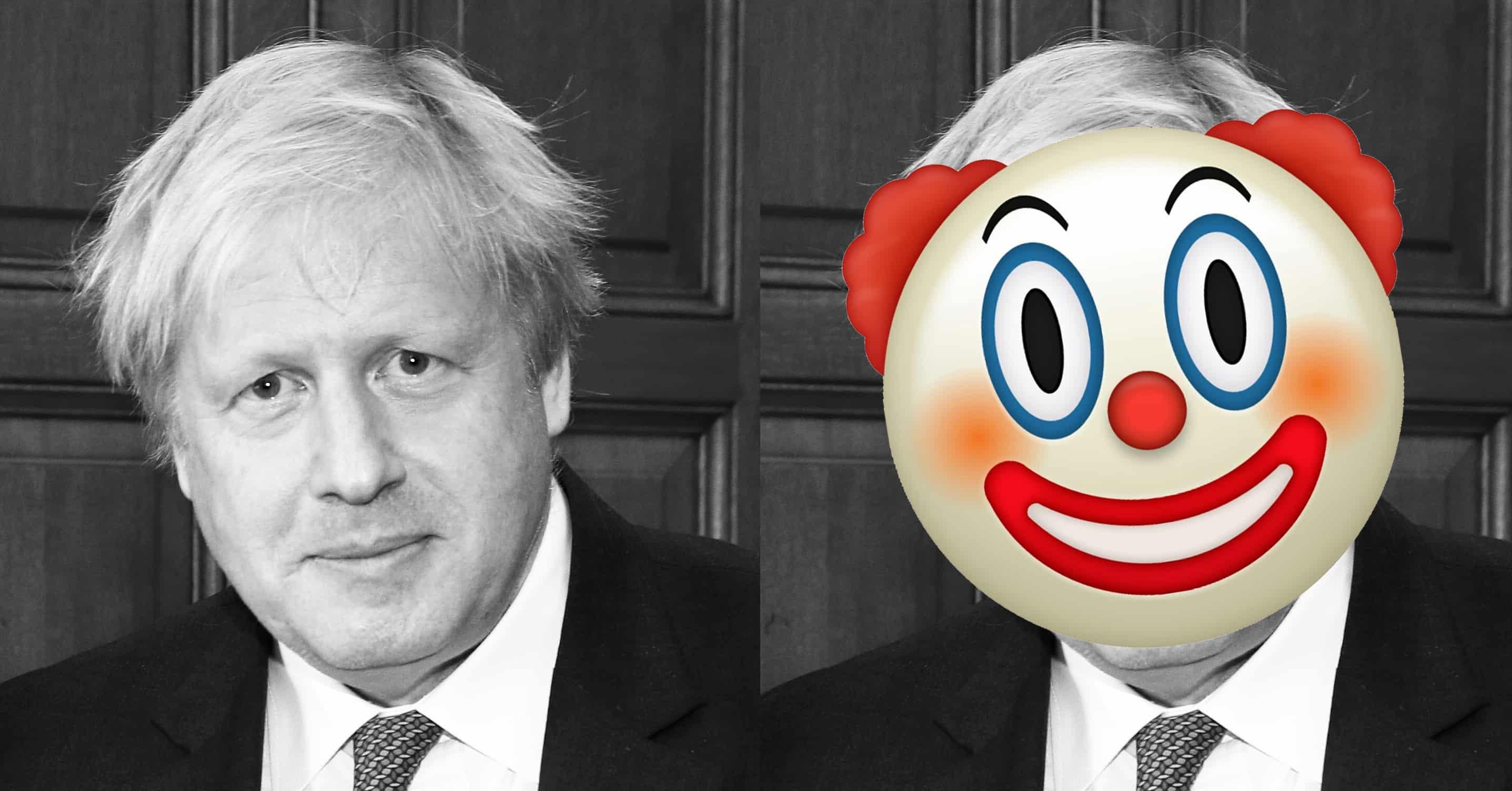 ef4369ad 6 ganger Boris Johnson har blitt eid i britisk presse de siste dagene