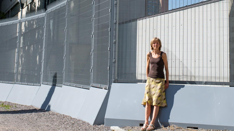 ae595b09 Kristine Næss leverte sønnen på 11 år til faren – og gikk inn for å bli  arrestert